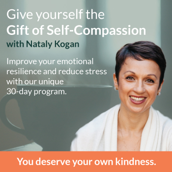 The Gift of Self-Compassion